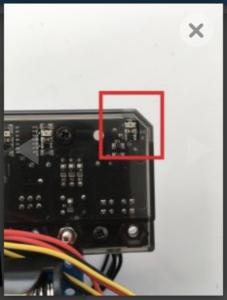 CoDrone remote control IR sensor 11