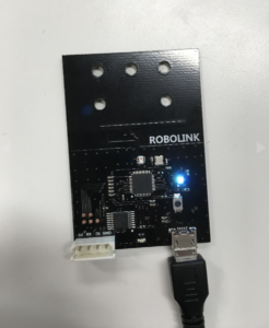 Bluetooth module with blue LED