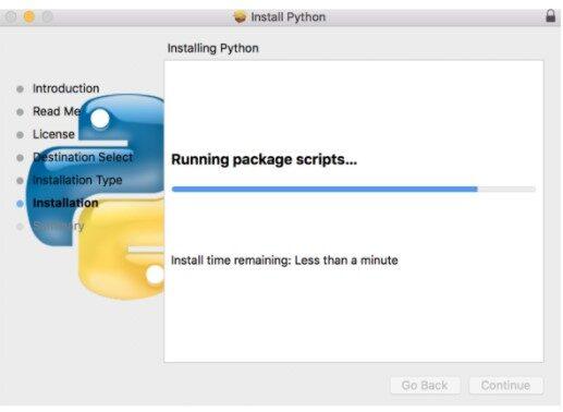 CD with Python - installing Python11