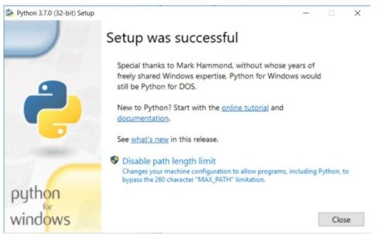 CD with Python - installing Python6